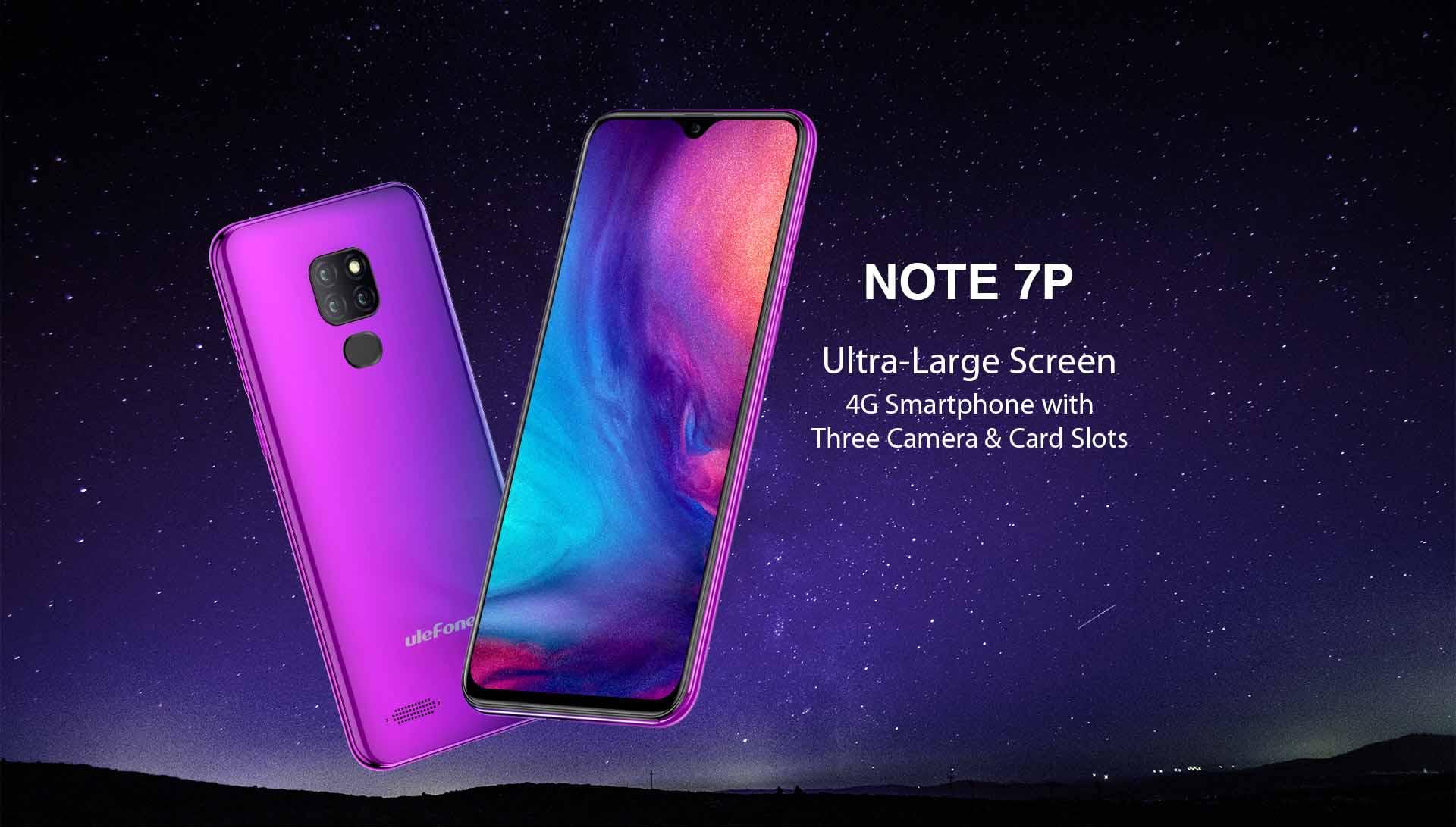 Ulefone Note7P Smartphone