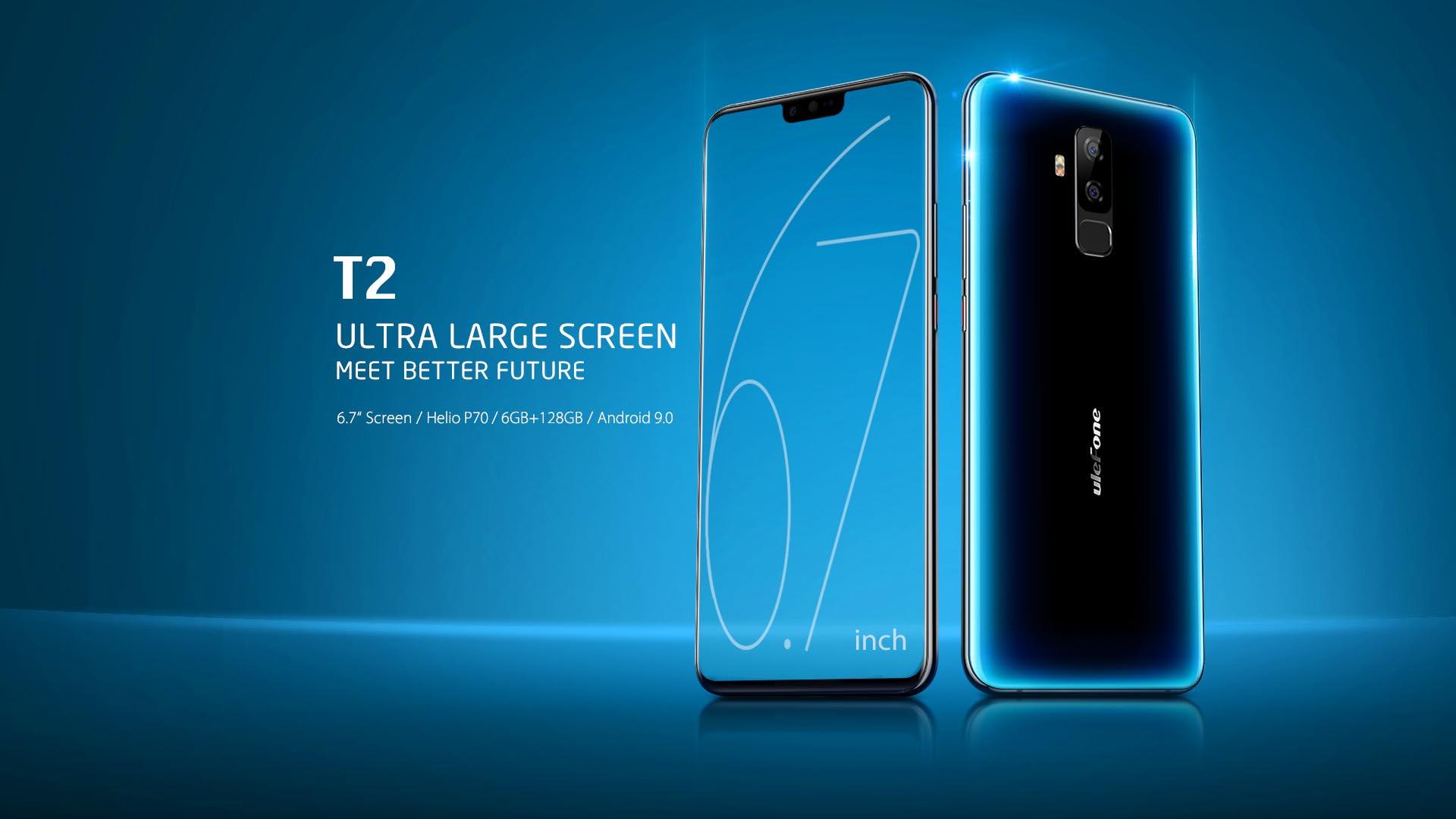 Ulefone T2 Smartphone