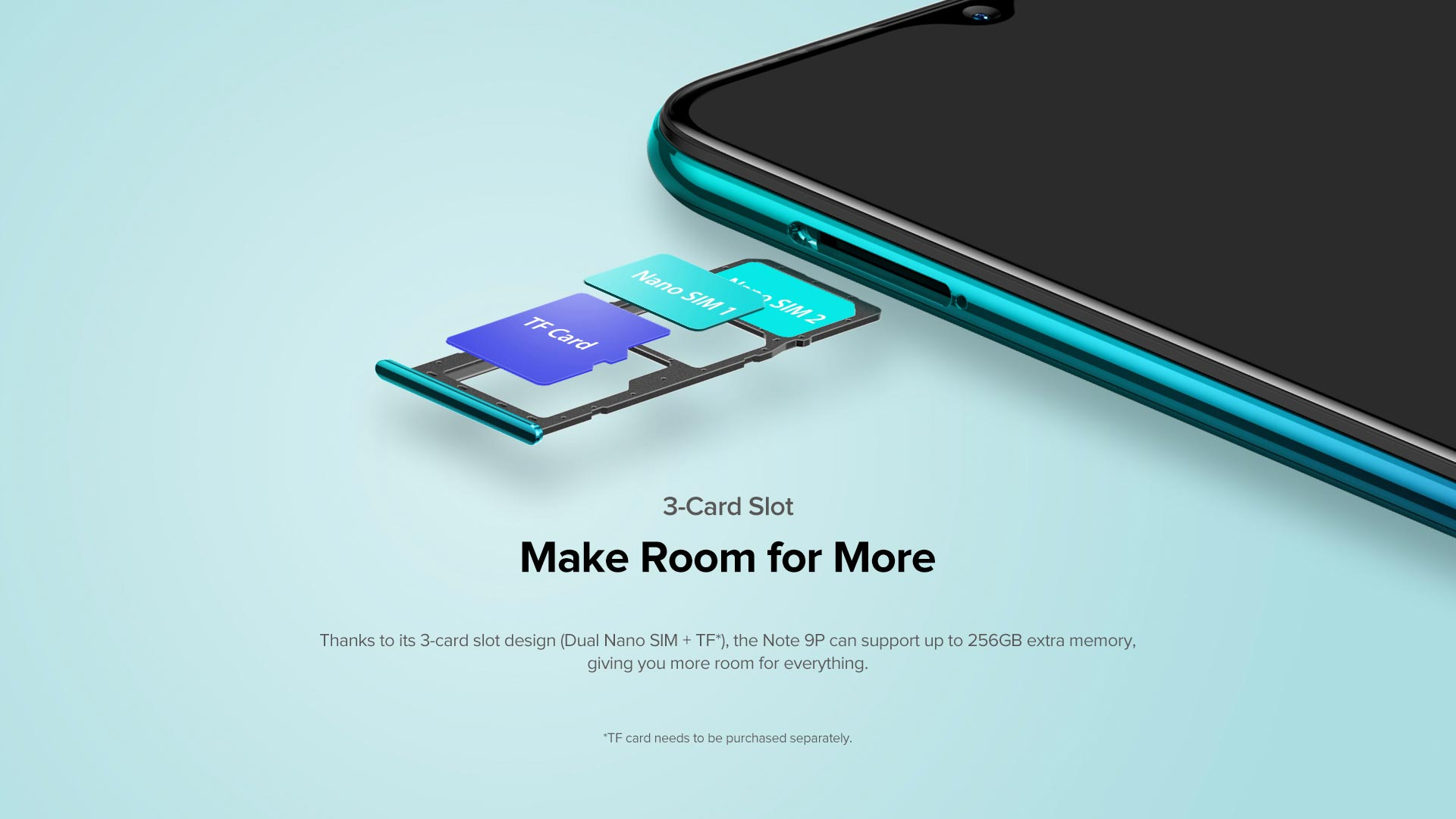 Ulefone Note 9P Smartphone