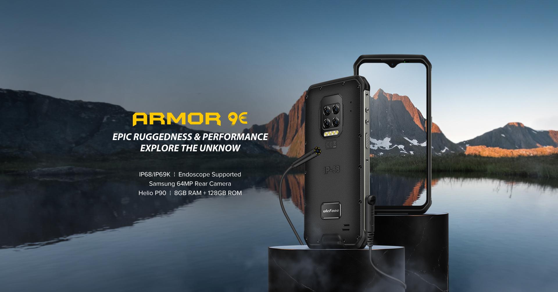 Ulefone Online Store Armor 9E