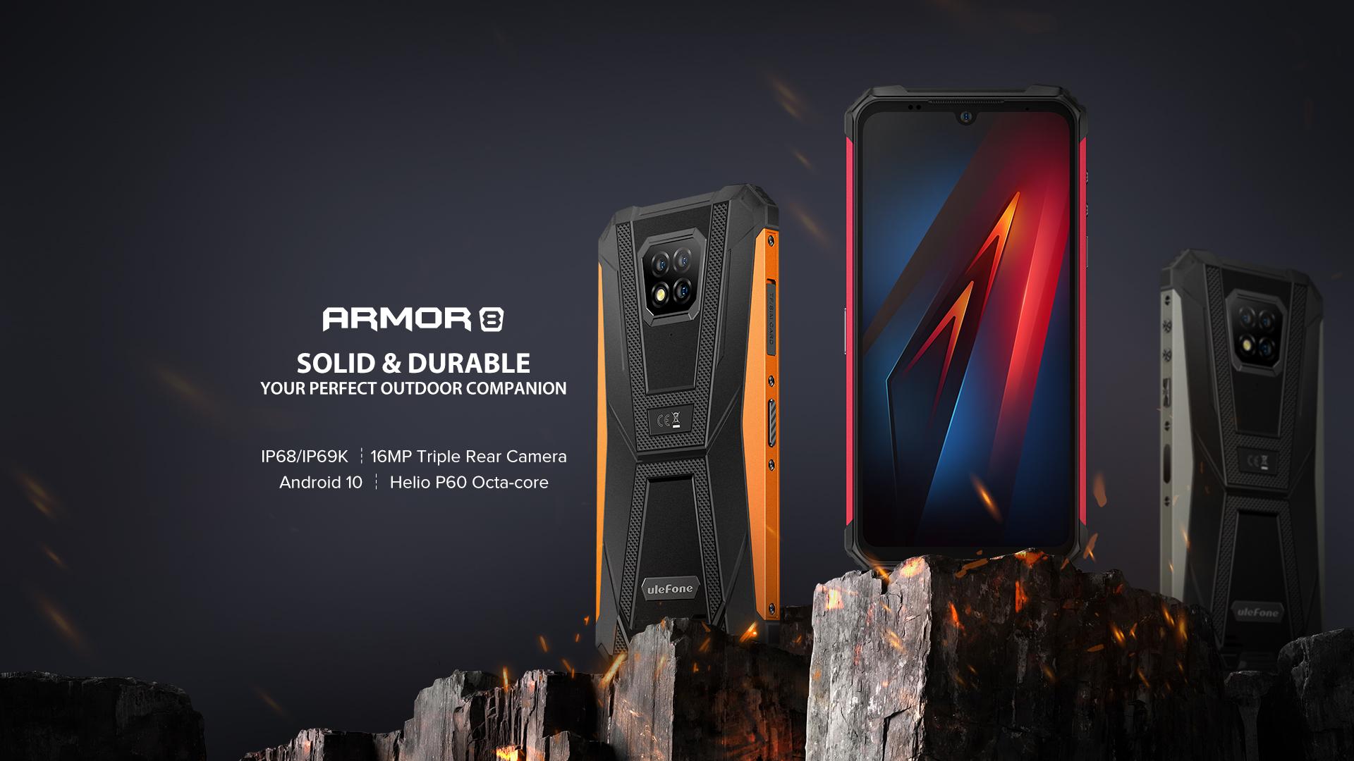 Ulefone Armor 8 price