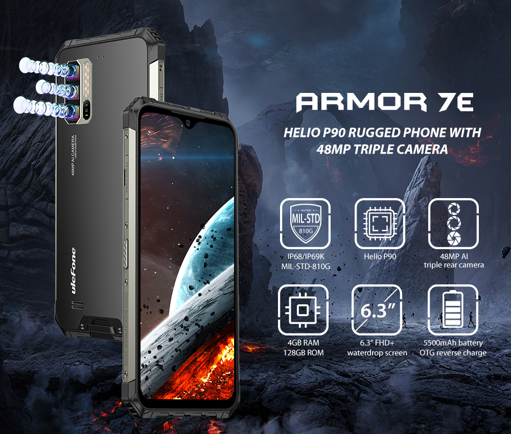 Ulefone Armor 7E