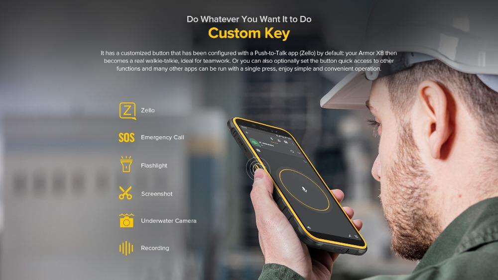 Ulefone Armor X8 Specs
