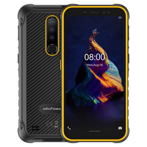 Ulefone Armor X8 YELLOW