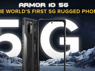 Ulefone Armor 10 5G rugged phone