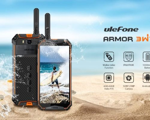 Ulefone Armor 3WT review
