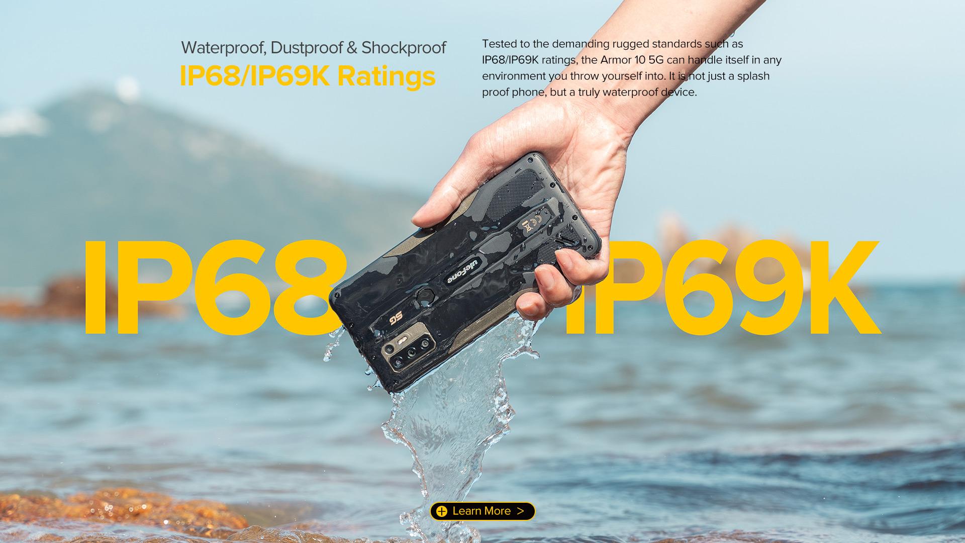 Ulefone Armor 10 5G Rugged Smartphone