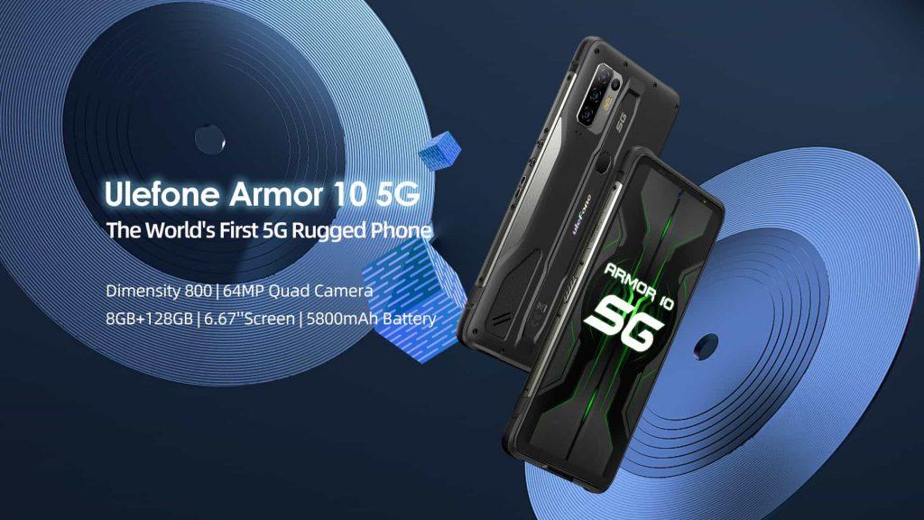 Ulefone Armor 10 VS Doogee S95 Pro
