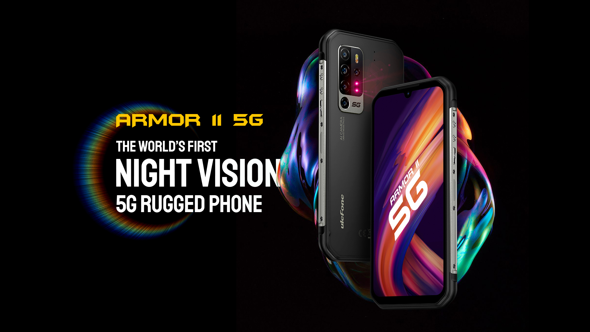 Ulefone Armor 11 5G rugged phone