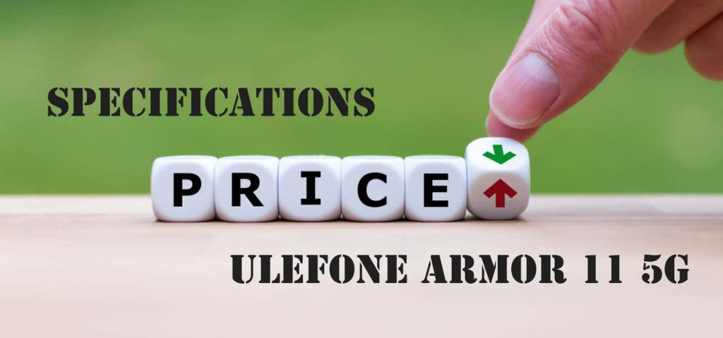 ulefone armor 11 5g price specifications