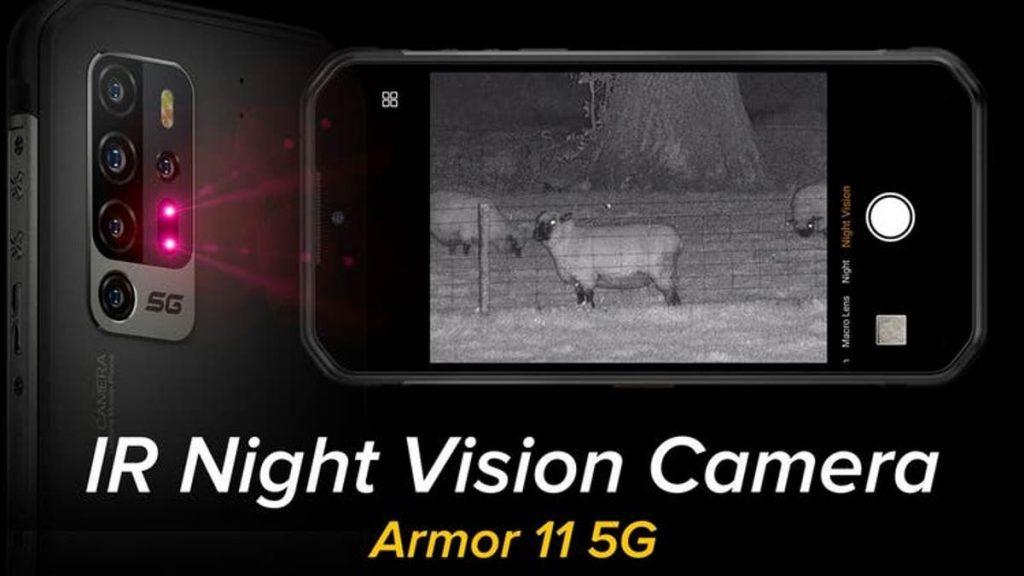 Ulefone Armor 11 VS Doogee S95 pro