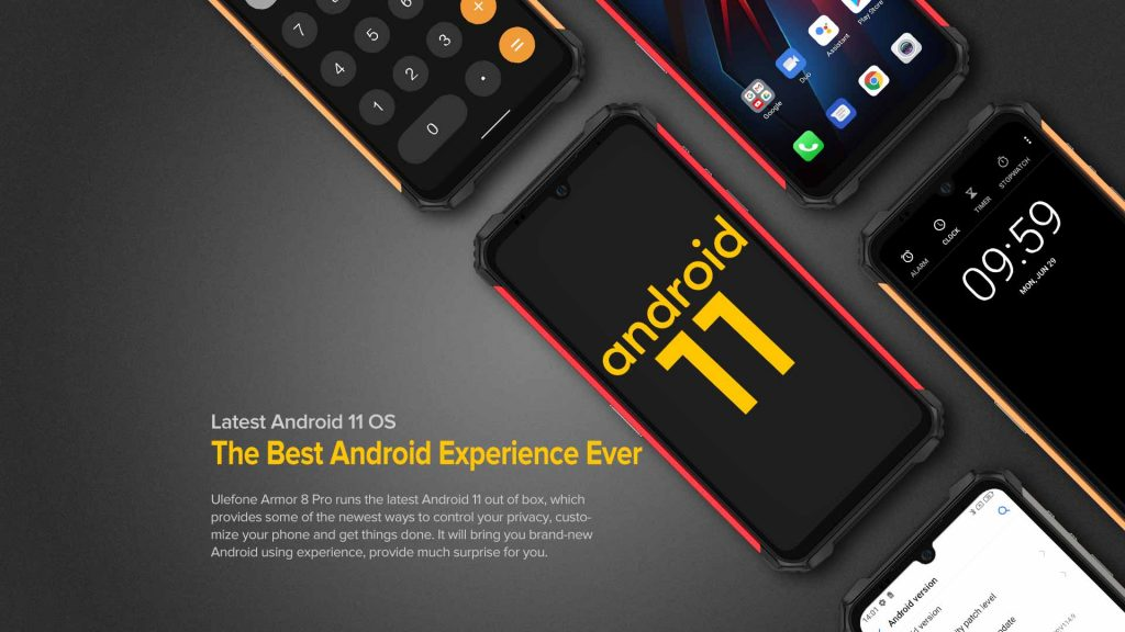 Ulefone Armor 8 Pro specs review