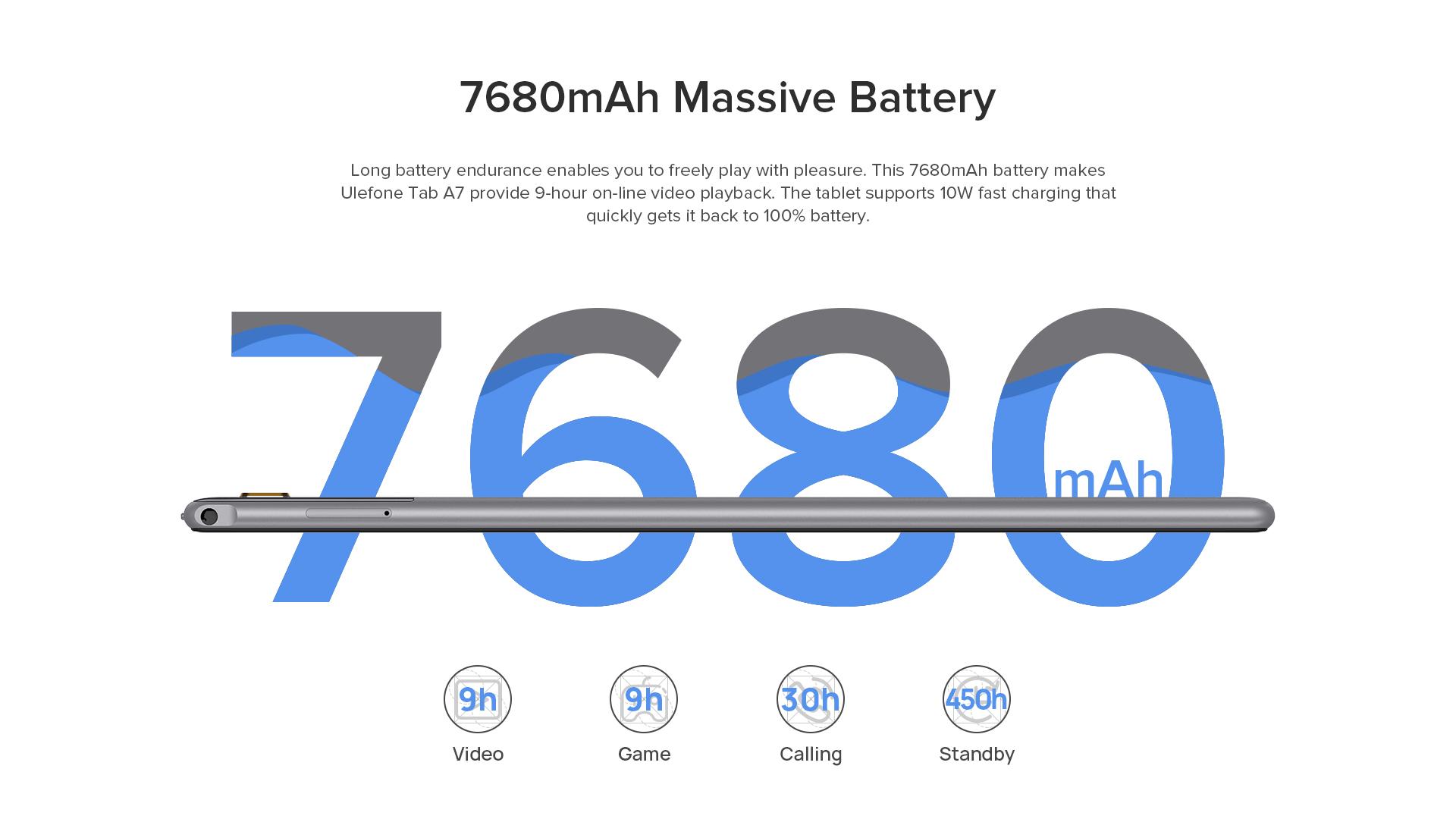 Ulefone Tab A7 Tablets