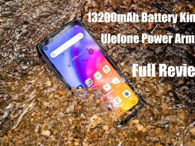 Ulefone Power Armor 13 review
